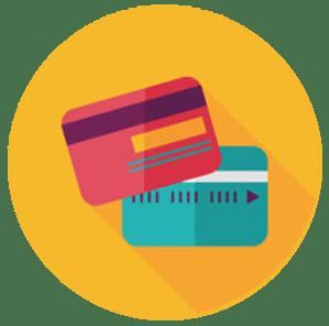 4 - Selecione o método de pagamento