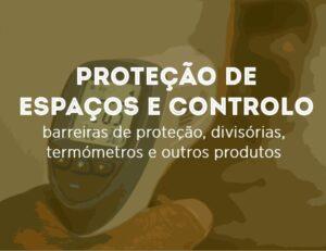 Proteção de Espaços e Controlo